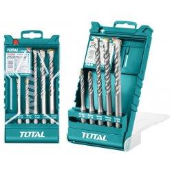 Бур в наборе TOTAL TAC190501 6x110 8x110 10x110 10x160 10x160мм