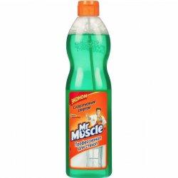Mr Muscle для стёкол(зелен) 500мл