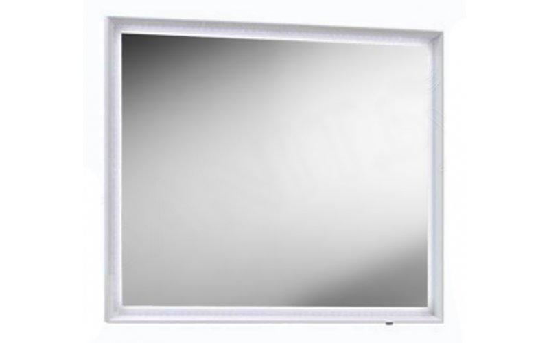 Зеркало Валенсия В 90, Белый
