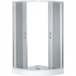 Душевая кабина ER0508-C4 800*800*21945 Серый низкий поддон,тонированное стекло
