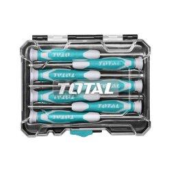 Набор отвёрток для точных работ TOTAL THT250726 (прецизионные) 7шт