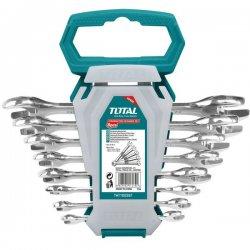 Набор ключей рожковых ТОТАL THT102386 8 шт механические
