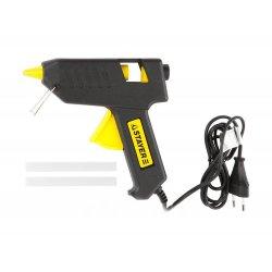 Пистолет STAYER клеевой термоклеящий электрический 40 Вт/220В 11мм 0680-11_z01