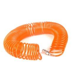 Шланг спиральный PATRIOT SPE 10, полиэтилен, длина 10м, диаметр 6х8мм, быстросъём 0575