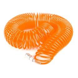 Шланг спиральный PATRIOT SPE 20, полиэтилен, длина 20м, диаметр 6х8мм, быстросъём 0850
