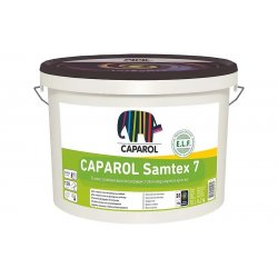 Краска акрил. в/д Caparol Samtex 7 E.L.F. (Капарол Замтекс 7 Е.Л.Ф.) База 1, 2,5л