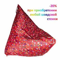 МФ-МК-01.93.07 Романа Кресло-пирамида (красный)