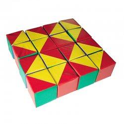 ДМФ-МК-01,95,08 Набор кубиков Калейдоскоп (стандартный)