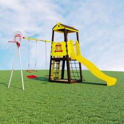 Детский игровой комплекс Избушка Romana 103.29.04