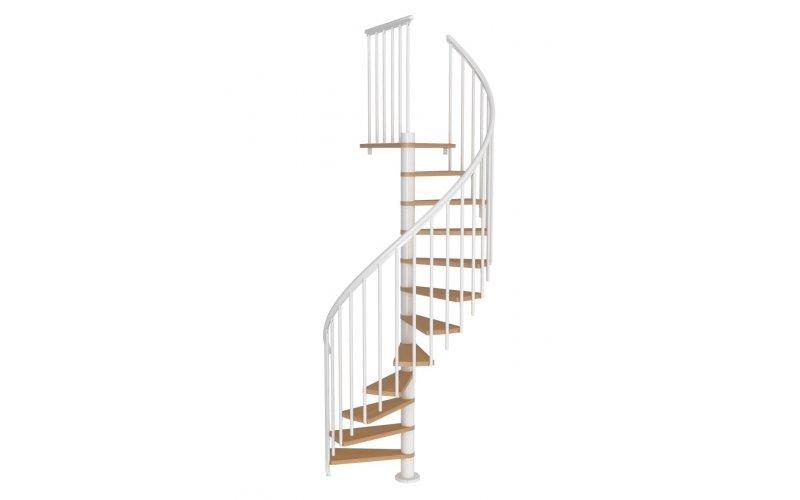 Лестница винтовая CALGARY 140 Белый