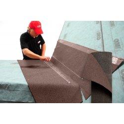 Ендовый ковер IKO Коричневый 1х7,5 м