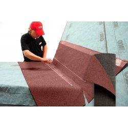 Ендовый ковер IKO Красный 1х7,5 м