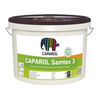 Краска поливинилацетатная водно-дисперсионная Caparol Samtex 3 E.L.F. Base 1, белая, 1,25 л