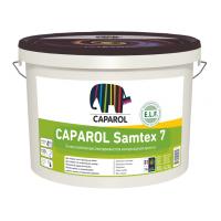 Краска поливинилацетатная водно-дисперсионная Caparol Samtex 7 E.L.F. Base 1, белая, 1,25 л
