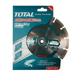 Алмазный диск 180мм(7)х22мм ТАС2111803