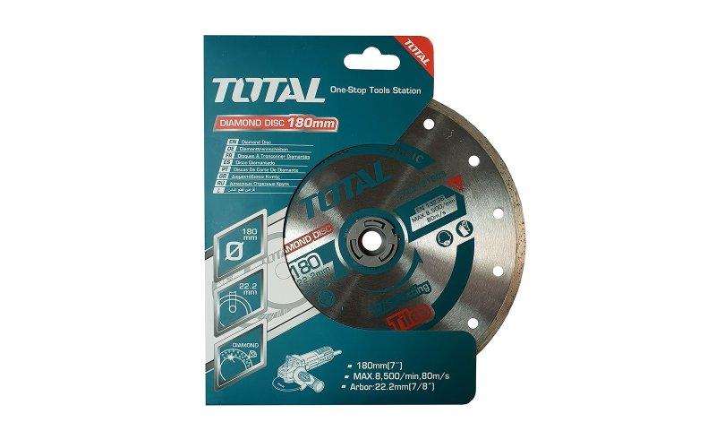 Алмазный диск 180мм(7)х22мм ТАС2121803
