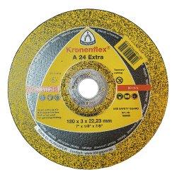 Обдирочный круг 180х3х22мм. А24 Extra (189000)