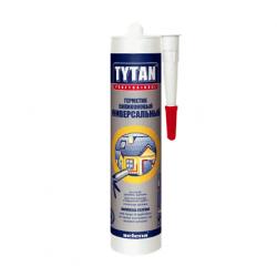 TYTAN силикон универсальный (310мл) черный