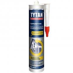 TYTAN силикон универсальный (310мл) белый new