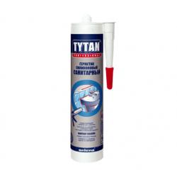 TYTAN силикон санитарный (310 мл) белый new