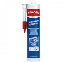 Герметик Пеносил аквариумный бесцветный 310мл