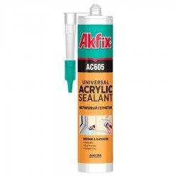 Акриловый герметик белый 310мл АА002