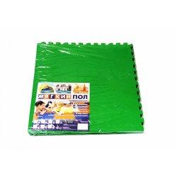 Коврик-пазл 500*500*14 (361 зелёный)