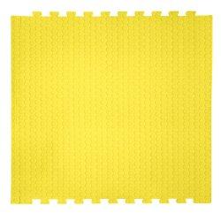 Напольные покрытия цвет жёлтый 14 мм 30 шор