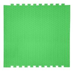 Напольные покрытия цвет зелёный 14 мм 30 шор