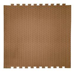 Напольные покрытия цвет коричневый 14 мм 30 шор