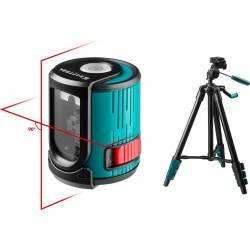 KRAFTOOL CL 20 №3 нивелир лазерный, 20м, IP54, точн. +/-0,2мм/м, штатив  34700-3
