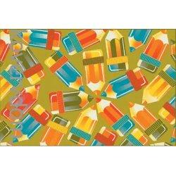 KOLIBRI (Ковер)  1,6*2,3 Цветные карандашики 11201/130