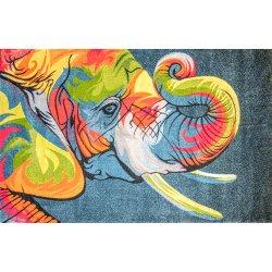 Детский коврик 1,60 х2,30 11115/120 Цветной слон