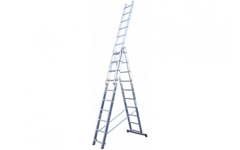Ал. лестница CORDA 3x12  010445