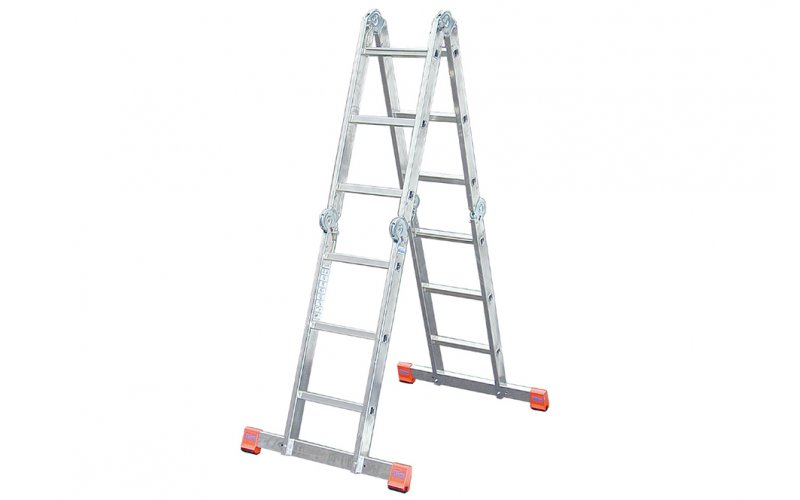 Ал. лестница шарнирная МULTIMATIC 4х3 S  Н=0,95/1,75/3,45м  (120632)