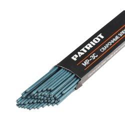 Электроды сварочные PATRIOT, марка МР-3С, диам.3.0мм, длина 350мм, уп 1кг. 1610