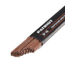 Электроды сварочные PATRIOT, марка ЭР 46, диам.3.0мм, длина 350мм, уп 1кг. 1612