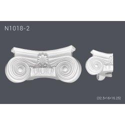 Полукапитель N1018-2 (32.5*16*16.25) (полиуретан)