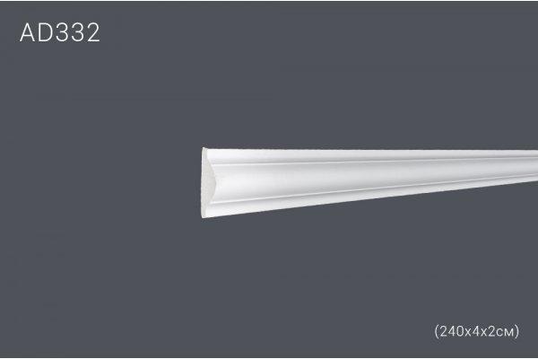 Молдинг для стен AD332 (полиуретан)