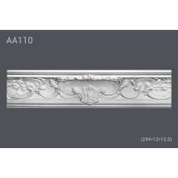 Декор. профиль АА110 244*12*12,4 (полиуретан)