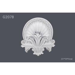 Орнамент G2078 (27*30*3) (полиуретан)