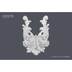 Орнамент G 2079 (15,2 х 21,6 х 3,8см) (полиуретан)