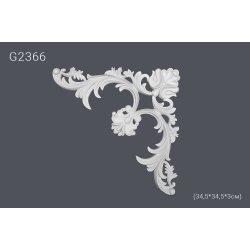 Орнамент G2366 34,5х34,5х3см (20)