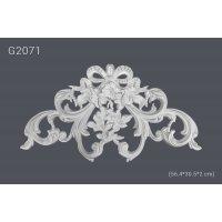 Декоративный орнамент G2071(56.4*30.5*2см) (полиуретан)