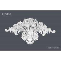 Декоративный орнамент G2084 (50*27*3.5см) (полиуретан)