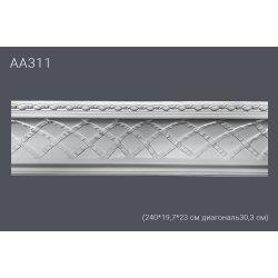 Декор профиль АА311 240*19,7*23 см диагональ30,3 см (10)