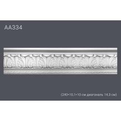 Декор профиль АА334 240*10,1*10 см диагональ 14,3 см (25)