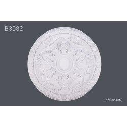 Декор розетка В3082 50,8х50,8х4см (10)