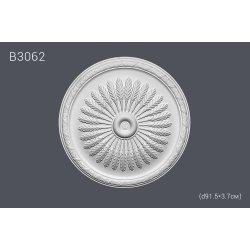 Декор розетка В3062 d91.5*3.7см