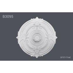 Декор розетка В3095 d101*7см